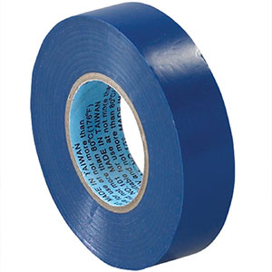 0.75x20 Blue Electrical Tape