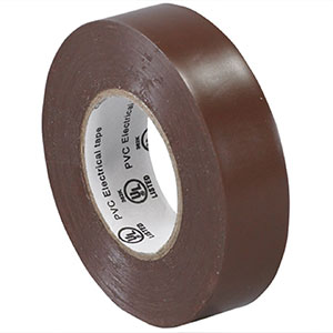 0.75x20 Brown Electrical Tape
