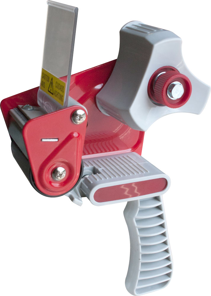 """Plastic with Cutter Portable Packing Sealing 3/"""" Tape Gun Dispenser 3 inch"""
