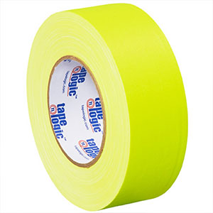 11 Mil Fl Yellow Gaffers Tape