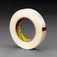 24 mmx55 m 5.6 mil scotch reinforced strapping tape