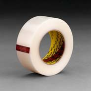 12 mmx55 m 6.4 mil scotch reinforced strapping tape