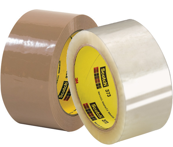 3m 373 shipping carton sealing tape scotch 373 clear packaging tape