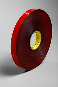 1 in x 36 yd vhb acrylic foam tape