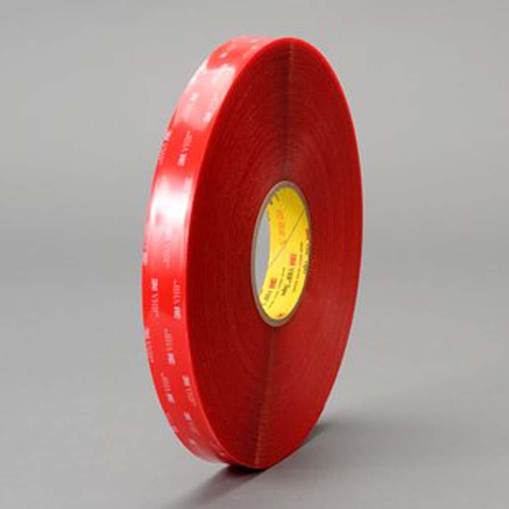 3m 4905 1 in x 72 yd 20 mil vhb acrylic foam tape for Cuisine 3m x 3m