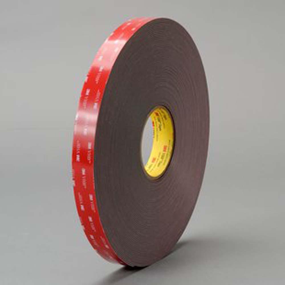 3m 4919f 1 2 in x 72 yd 25 mil vhb acrylic foam tape for Cuisine 3m x 3m