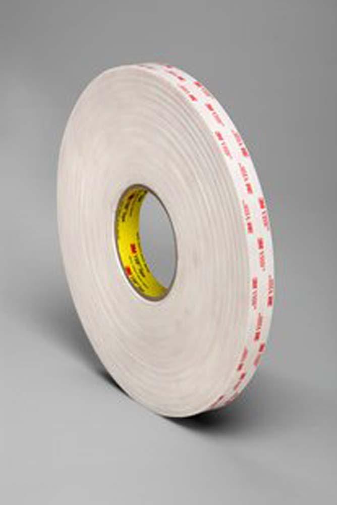 3m 4952 1 2 In X 36 Yd 45 Mil Vhb Acrylic Foam Tape