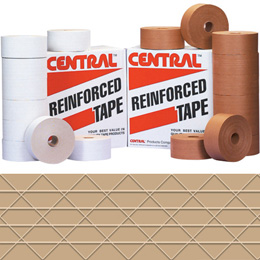 Central Reinforced Paper Tape