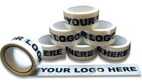 Your Logo Custom Tape