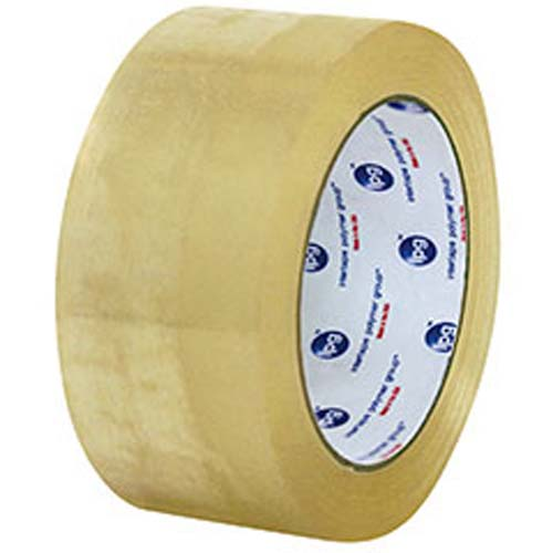 48mm x 100m Clear Acrylic Tape 3 mil