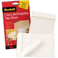 Retail Packaging for 3m ScotchPad Tape Pad 822