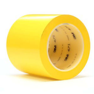 yellow 4x36 5.2 mil 3m 471 vinyl tape