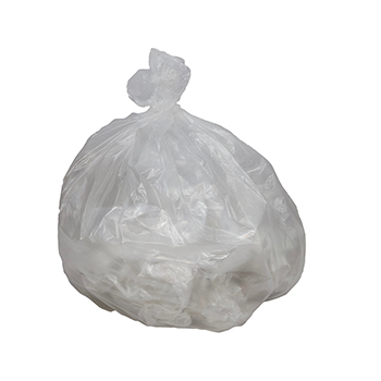 43x48 Gallon High Density Coreless Trash Bag