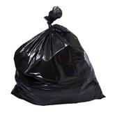 Heavy Duty Black Trash Bags