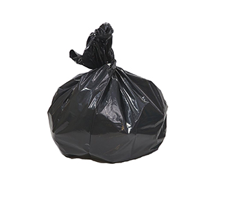 33x39 Regular Duty Clear Trash Bag