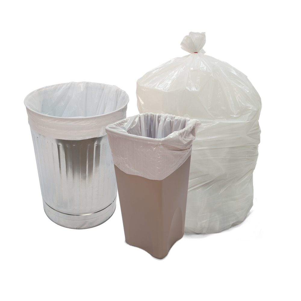White Trash Bags And Garbage Can Liners 15 Off Coupon