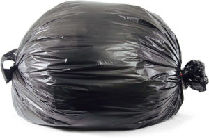 44 Gallon 37x53 1.3 Mil Two Handle Ergonomic Trash Bags