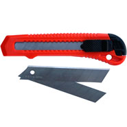 Snap Knife 8 Point Plastic