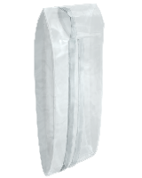 Expanded View of a Custom Plastic Bags in a Header Pack