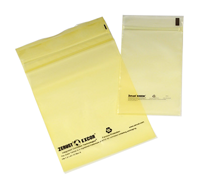 Reclosable VCI Bags