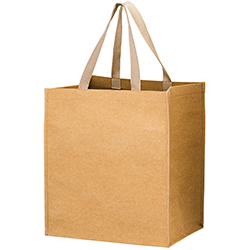 13 x 10 x 15 + 10 Washable Paper Grocery Bags