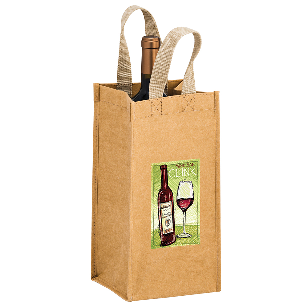 Custom Colored Washable Paper Bags