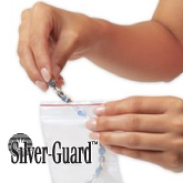4x4 2Mil MiniGrip Silver-Guard Anti-Tarnish Plastic Reclosable Bags